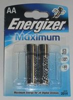 Батарея AA Energizer Maximum