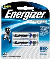 Батарея AA Energizer ULTIMATE LITHIUM