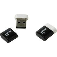 Флэш-память USB Flash 16 Gb SmartBuy Lara Black
