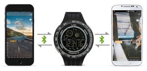 Смарт-часы ColMi King Kong Sport Smart Watch, цвет: черный
