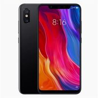 Смартфон Xiaomi Mi 8 Global Version, 6GB/64GB, цвет: черный