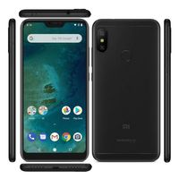 Смартфон Xiaomi Mi A2 Lite Global Version, 3GB/32GB, черный