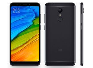 Смартфон Xiaomi Redmi 5 Global Version, 3GB/32GB, Черный