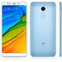 Смартфон Xiaomi Redmi 5 Plus Global Version, 4GB/64GB, Голубой