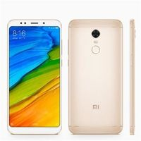 Смартфон Xiaomi Redmi 5 Plus Global Version, 4GB/64GB, Золотой