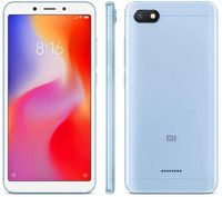 Смартфон Xiaomi Redmi 6A Global Version, 2GB/16GB, цвет: голубой