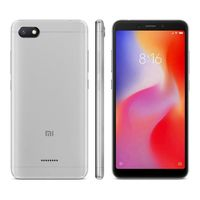 Смартфон Xiaomi Redmi 6A Global Version, 2GB/16GB, цвет: серый